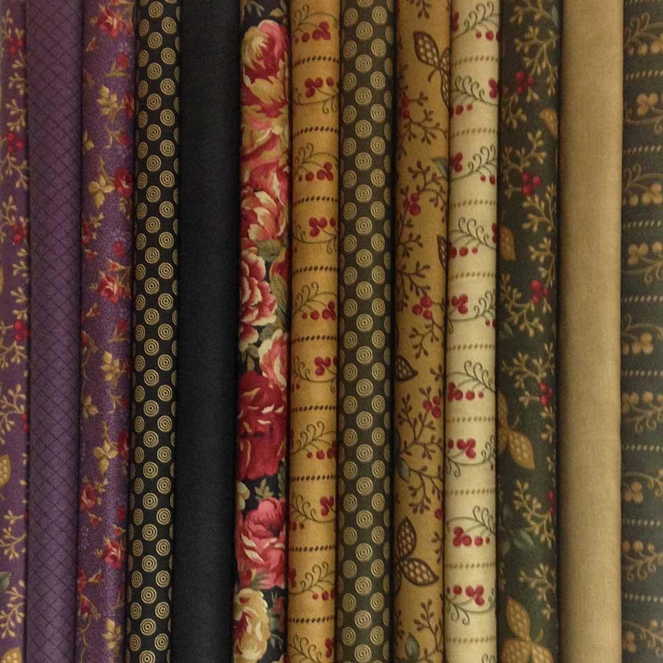 Fat Quarters Quilt Fabric 112