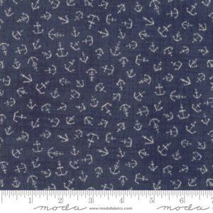 Ahoy Me Hearties 1433-12 Moda Fabrics
