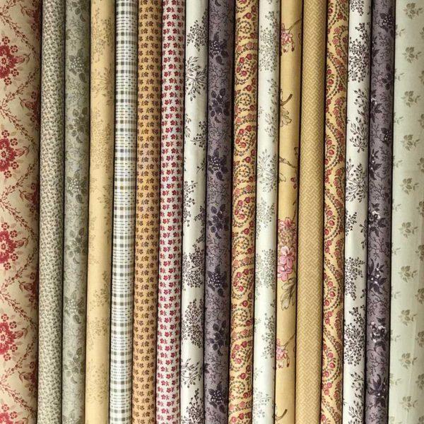 Moda Fabrics-17-Fat-Quarters