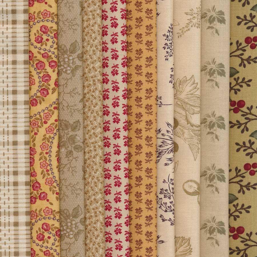 Fat Quarters Quilt Fabric 3