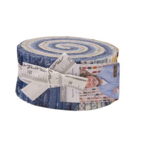 Regency Ballycastle Chintz Jelly Roll