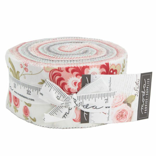 Porcelain Jelly Roll Moda