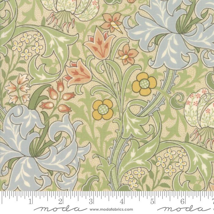 Morris Garden Moda Fabrics V A Karen Martin Quilt Fabric