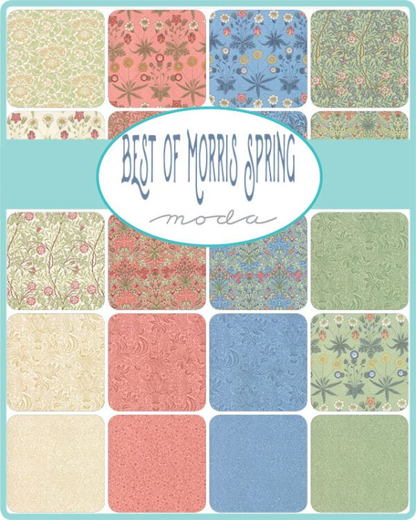 Best of Morris Spring Sampler