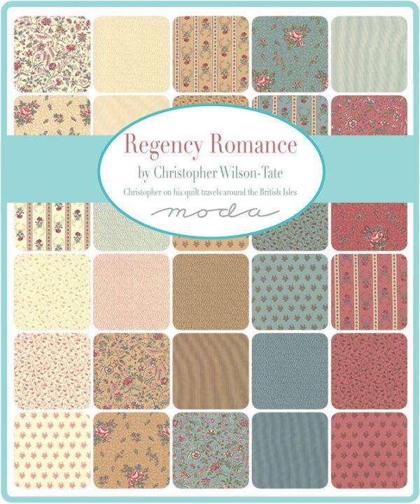 Regency Romance Sampler